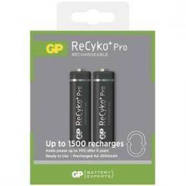 GP ReCyko+ Pro AA, HR06, 2000mAh, Ni-MH, krabička 2ks (1033212070)
