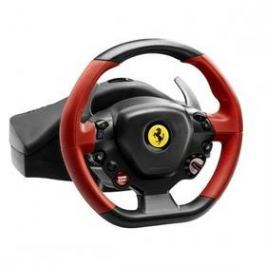 Thrustmaster Ferrari 458 Spider pro Xbox One, One X, One S  + pedály (4460105) černý