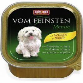 Animonda Vom Feinsten Menue drůbeží + těstoviny 150g