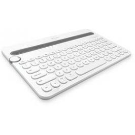 Logitech Bluetooth Keyboard K480 US (920-006367) bílá