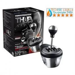 Thrustmaster TH8A pro PC, PS3, PS4, Xbox One, One X, One S (4060059) černý