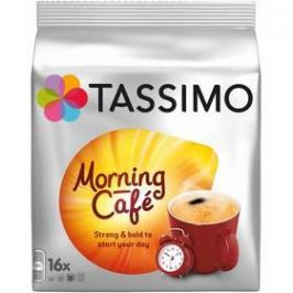 Tassimo Morning Café 124,8g