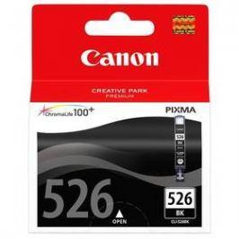 Canon CLI-526Bk, 9ml  - originální (4540B001) černá