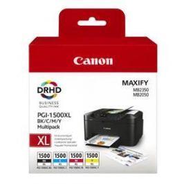 Canon PGI-1500XL, 1200/935 stran, BK/C/M/Y (9182B004)