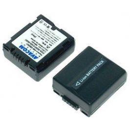 Avacom Panasonic CGA-DU07/CGR-DU07/ VW-VBD07, Hitachi DZ-BP07S Li-Ion 7.2V 750mAh 5.4Wh (VIPA-DU07-532) černá
