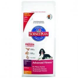Hill's Canine Adult Chicken 12 kg + 20% ZDARMA