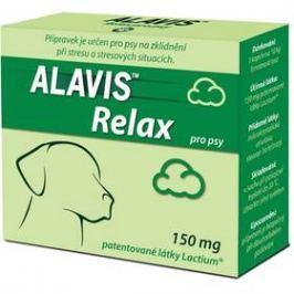 Alavis Relax 150mg pro psy 80 kapslí