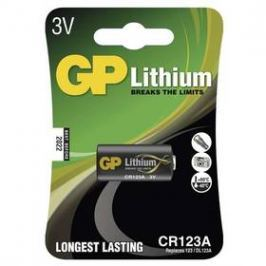 GP CR123A, blistr 1ks