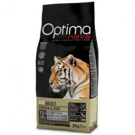 Optima nova Cat Adult Chicken a rice 2 kg