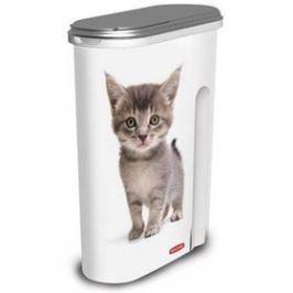 Curver kontejner na 1,5kg suchého krmiva - Kočky