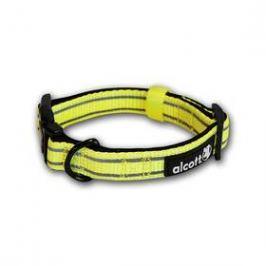 Alcott reflexní L 45-66cm neon žlutý
