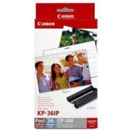 Canon KP36IP,10x15 cm, 36 listů pro Selphy (7737A001) bílý