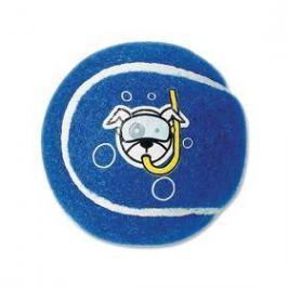 Rogz Molecules tenisák 8cm modrá
