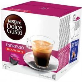 NESCAFÉ Dolce Gusto® Espresso Decaffeinato kávové kapsle 16 ks