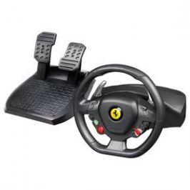 Thrustmaster Ferrari 458 Italia pro PC, Xbox 360  + pedály (4460094) černý/červený