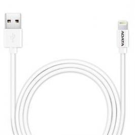 ADATA Sync & Charge USB/Lightning, 1m, MFi (AMFIPL-100CM-CWH) bílý