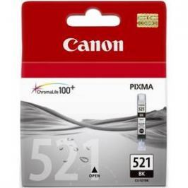 Canon CLI-521Bk, 665 stran (2933B001) černá