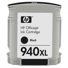 HP No. 940XL, 49ml, 2000 stran - originální (C4906AE) černá