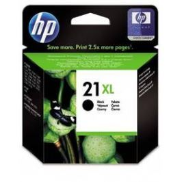 HP No. 21XL, 475 stran - originální (C9351CE) černá