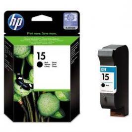 HP No. 15, 25ml, 660 stran - originální (C6615DE) černá