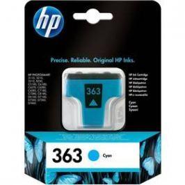 HP 363, 4ml, 350 stran (C8771EE) modrá