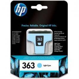 HP 363, 5,5ml - světle modrá (C8774EE)
