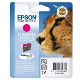 Epson T0713, 270 stran (C13T07134012) růžová