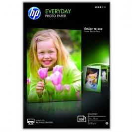HP Glossy Photo 10x15, 200g, 100 listů (CR757A)