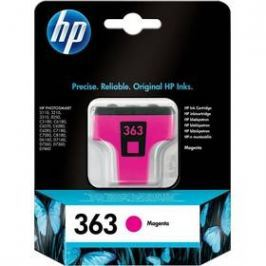 HP No. 363, 5,5ml - originální (C8772EE) červená