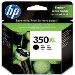 HP Officejet 350XL, 1000 stran, (CB336EE) černá