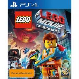 Ostatní PlayStation 4 The LEGO Movie Videogame (5051892165440)