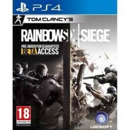 Ubisoft PlayStation 4 Tom Clancy's Rainbow Six: Siege (USP4072810)