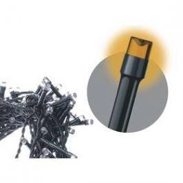 EMOS 120 LED, 12m, řetěz, jantarová, časovač (1534146340)