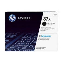 HP CF287X laserjet (CF287X) černý