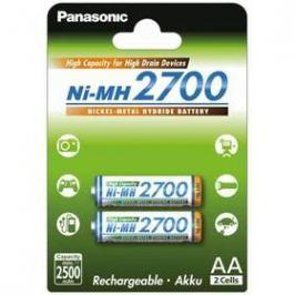 Panasonic AA, HR06, 2700mAh, Ni-MH, blistr 2ks (359777)