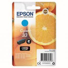 Epson Claria Premium T33 (C13T33424012) modrá