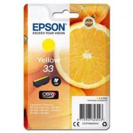 Epson Claria Premium T33 (C13T33444012) žlutá