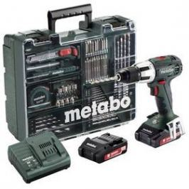 Metabo SB18LT MD 2x2,0Ah 1-13m zelená