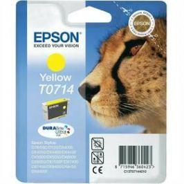 Epson T0714 (C13T07144011) žlutá