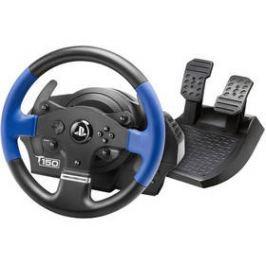 Thrustmaster T150 pro PS4, PS3, PC + pedály (4160628) černý