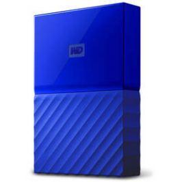 Western Digital My Passport 2TB, USB 3.0 (WDBS4B0020BBL-WESN) modrý