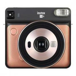 Fujifilm Instax Square SQ 6 černý/zlatý