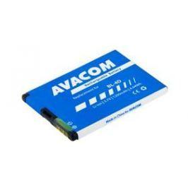 Avacom pro Nokia E7, N8 Li-Ion 3,7V 1200mAh (náhrada BL-4D) (GSNO-BL4D-S1200A)