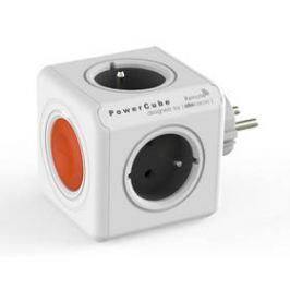 Powercube Original Remote, 4x zásuvka bílá