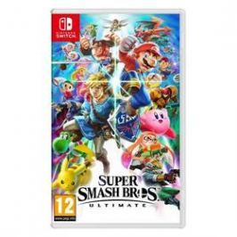 Nintendo SWITCH Super Smash Bros. Ultimate (NSS676)