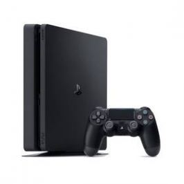 Sony PlayStation 4 500GB (PS719407775) černá