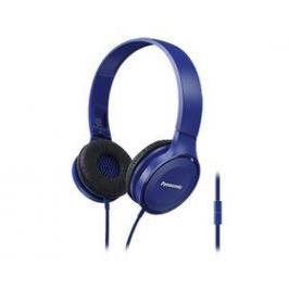 Panasonic RP-HF100ME-A (RP-HF100ME-A) modrá