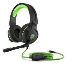 HP Pavilion Gaming 400 (4BX31AA#ABB) černý/zelený
