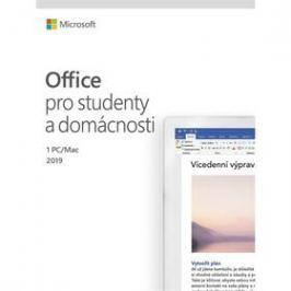 Microsoft Office 2019 pro studenty a domácnosti CZ (79G-05078)