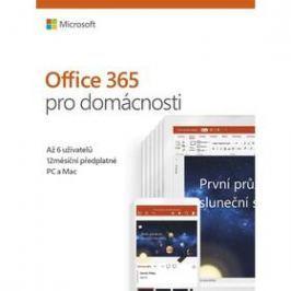 Microsoft Office 365 Pro domácnosti CZ (6GQ-00898)